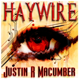 Haywire Audiobook Cover